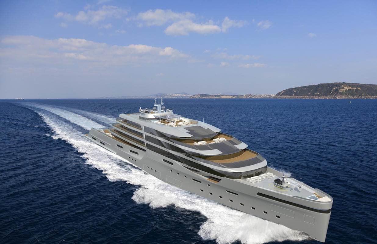 Conoce los detalles del proyecto XIA, el mega crucero ultra premium de Ritz-Carlton