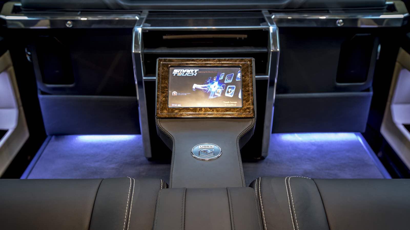 RHINO GX Executive Model por USSV