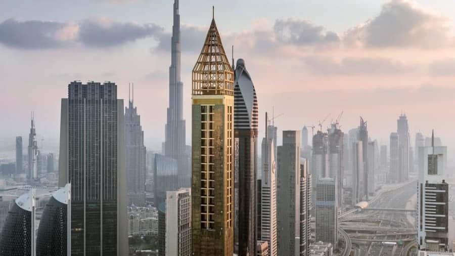 Dubai abre el hotel más alto del mundo