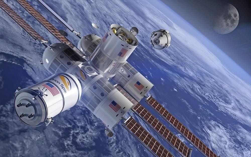 Así se verá el primer hotel espacial de lujo del universo, ¡y las reservaciones ya están abiertas!