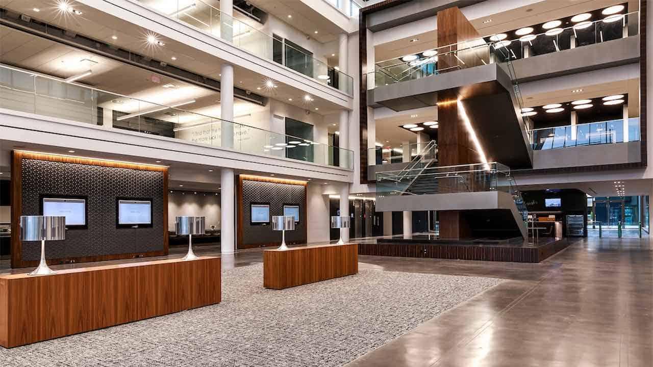 La nueva sede principal de Mercedes-Benz en los Estados Unidos