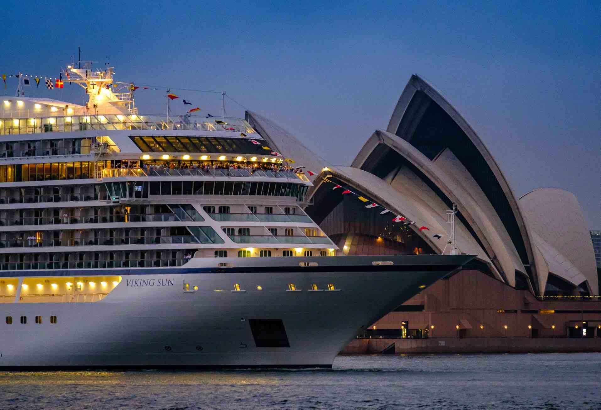 ¡Mega crucero del año! La vuelta al mundo en 245 días con el Viking Ultimate World Cruise