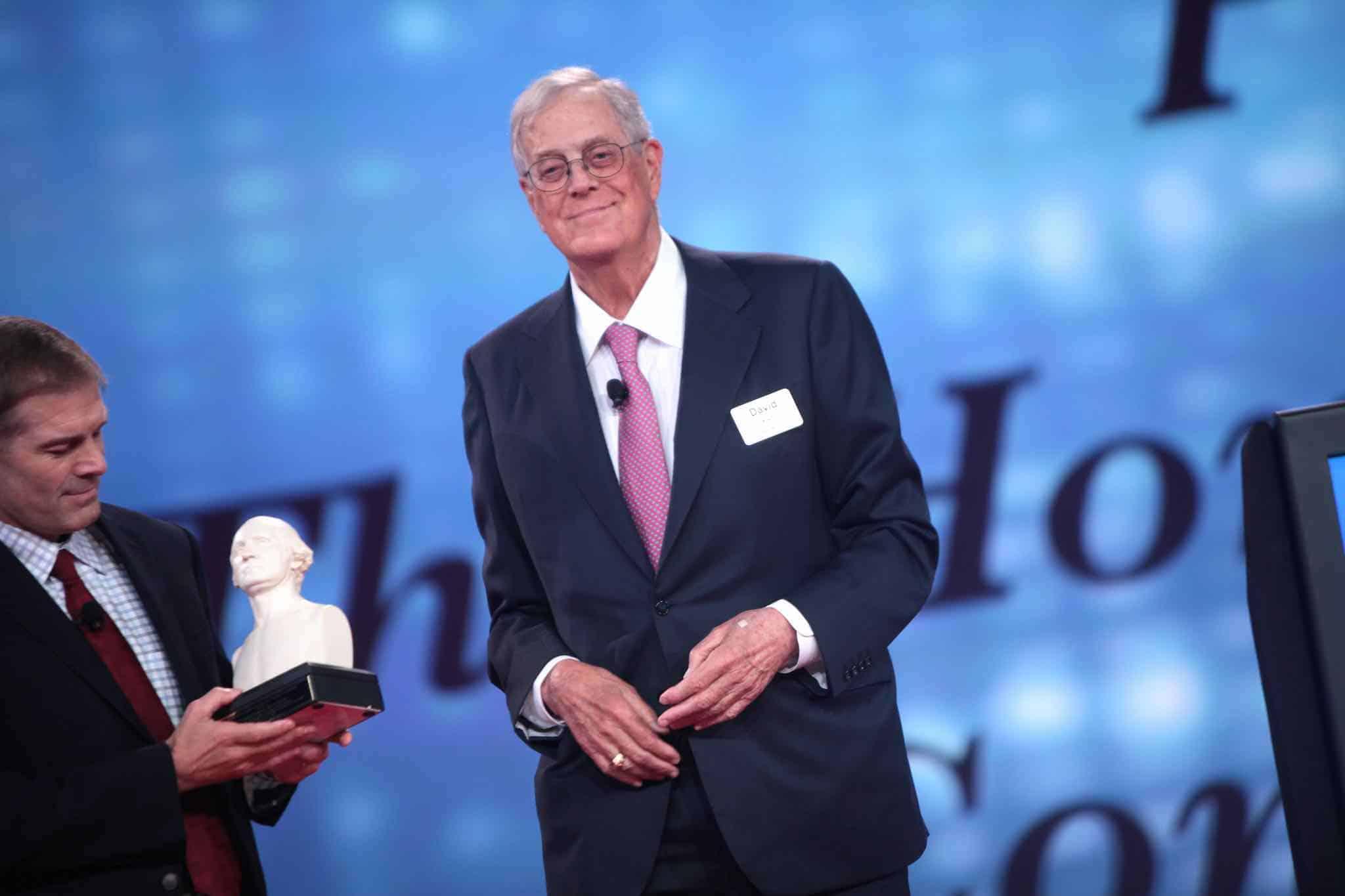 Las 10 personas más ricas del mundo 2018: David Koch