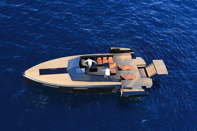 EVO 43: Un elegante y multifacético yate por Evo Yachts