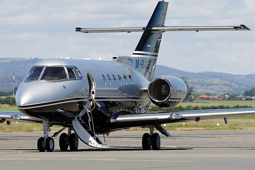 Jet privado Hawker Beechcraft 850XP