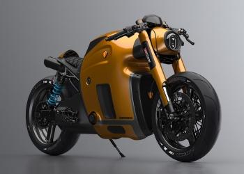 Motocicleta Koenigsegg
