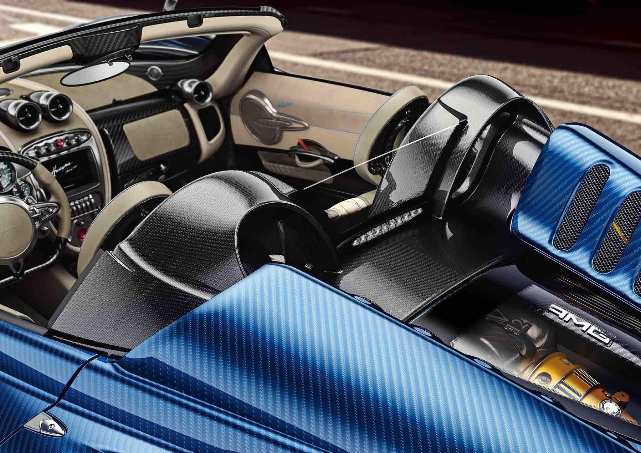"""Pagani Huayra """"Roadster"""""""