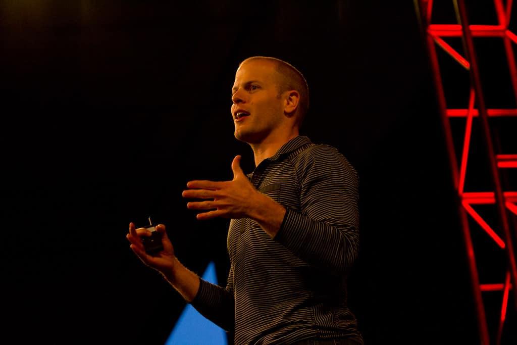 Tim Ferriss: Consejos de empresarios exitosos en las finanzas personales