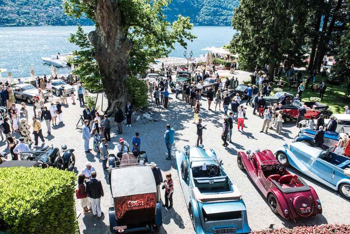 ¿Quieres experimentar el norte de Italia en el máximo lujo? Rolls-Royce te llevará allí por $42.000