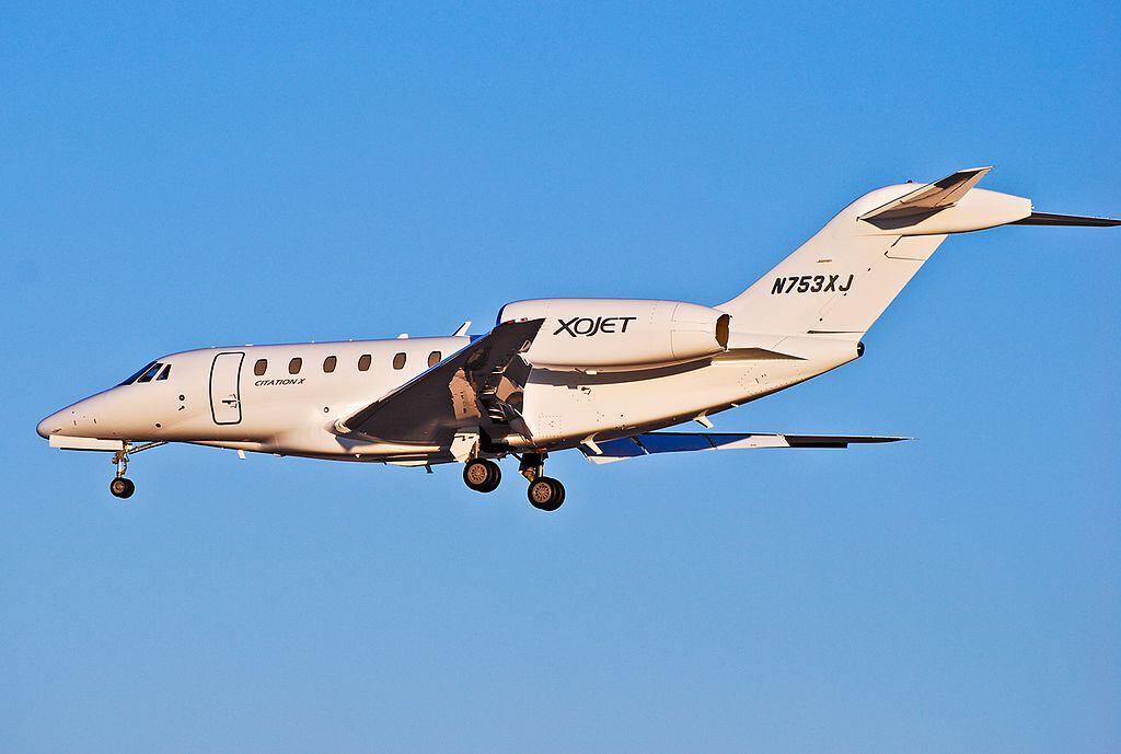 XOJet, es una de las 5 compañías aéreas para escaparte al Caribe en un jet privado