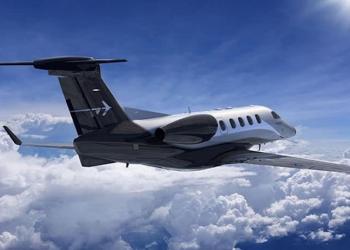 Embraer entrega el primer Phenom 300E, su nuevo avión ejecutivo ligero