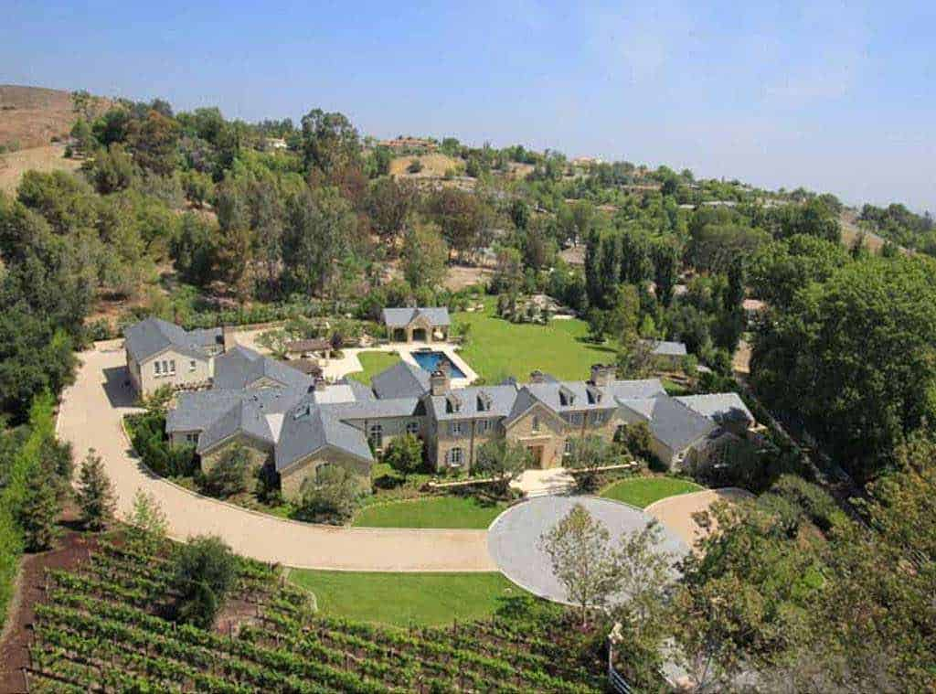 Casa Kim Kardashian en Hidden Hills, California