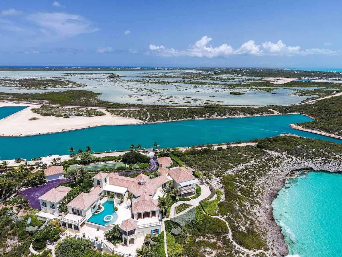 El ultra lujoso escondite de Prince en las Islas Turcas y Caicos se subastará