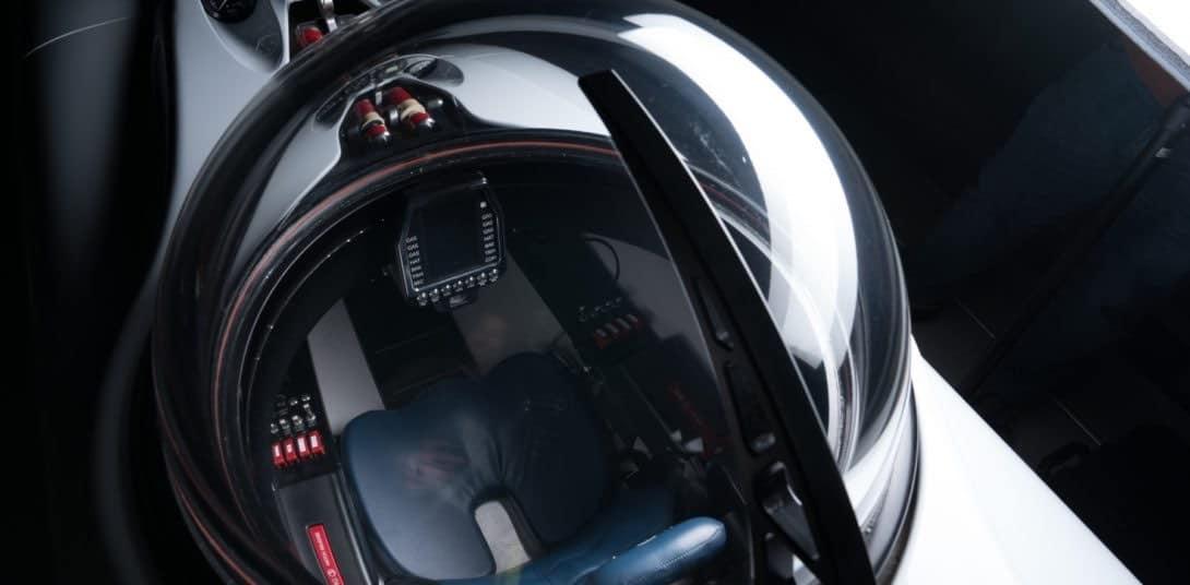 Dietrich Mateschitz, multimillonario fundador de la compañía Red Bull, pagó la friolera de $1,7 millones por este increíble submarino