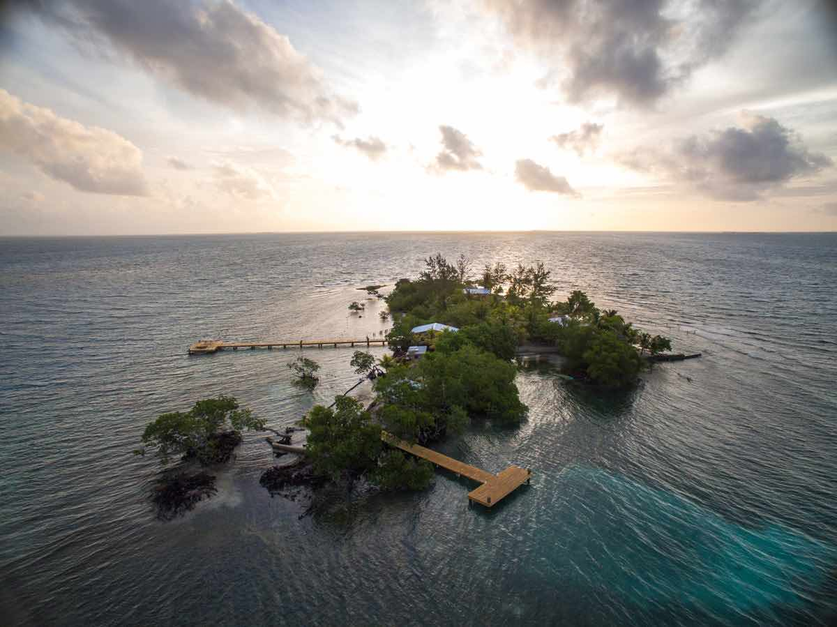 Coral Caye, Belice