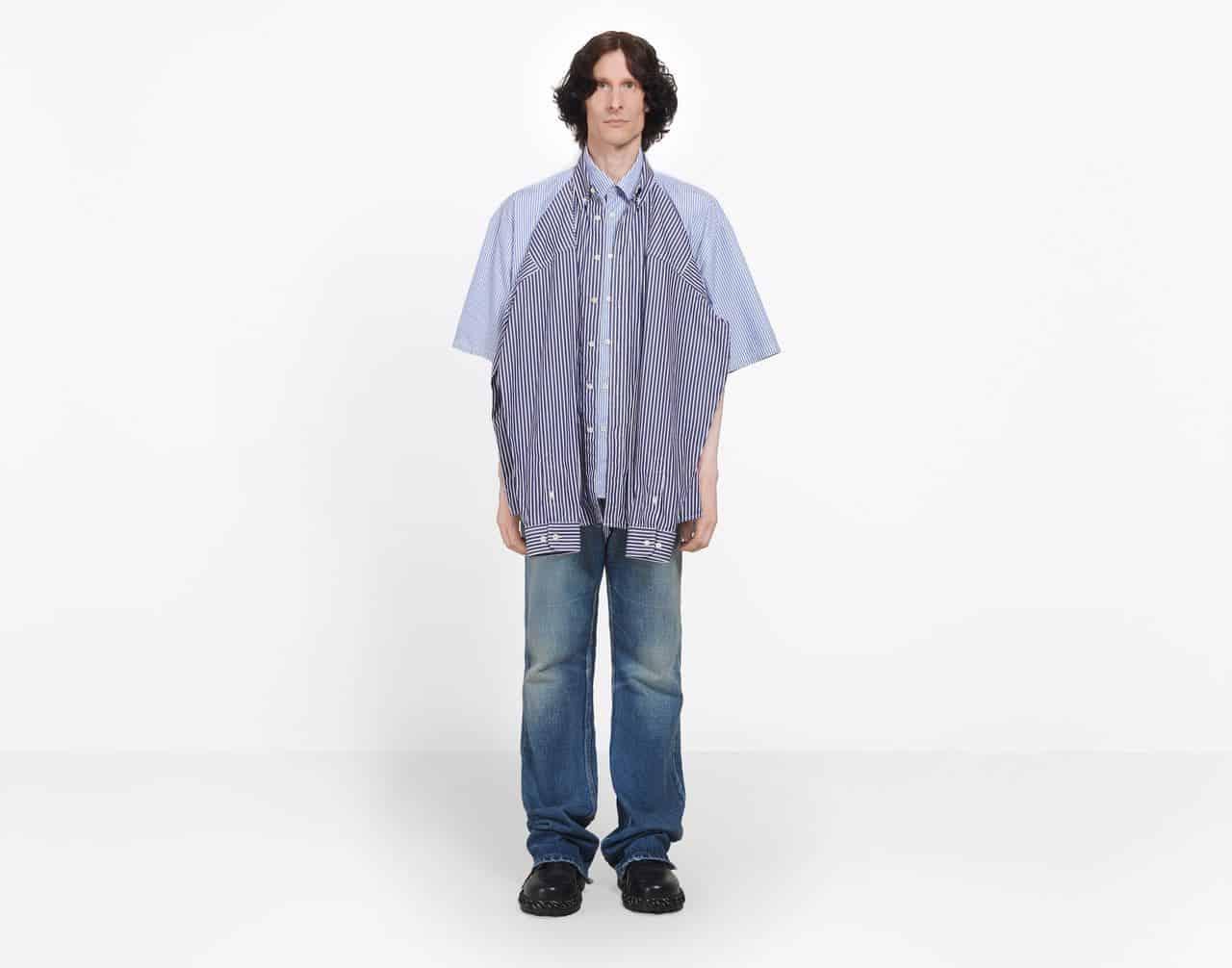 Balenciaga revoluciona la moda con esta prenda de más de mil dólares