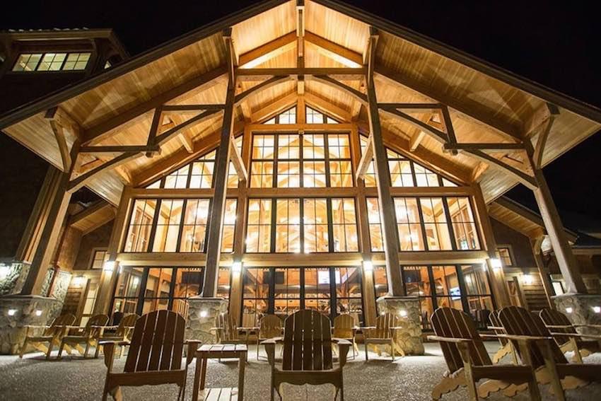 Hermitage Club: Ultra exclusivo resort de ski de $75 MILLONES en Vermont sólo para miembros élites