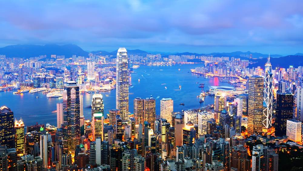 Hong Kong, una de las mejores ciudades del mundo para compras de lujo.