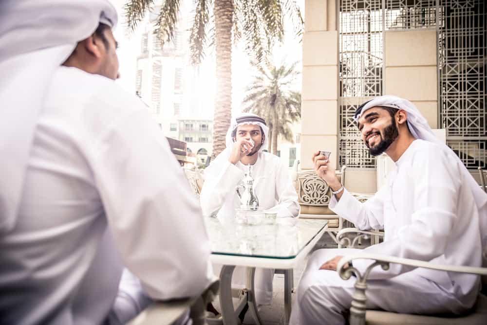Millonarios en árabes