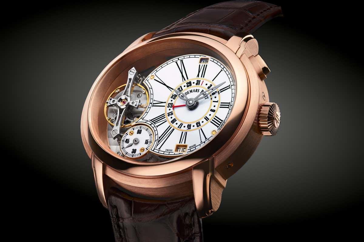 Reloj Millenary Quadriennium Calendar por Audermars Piguet
