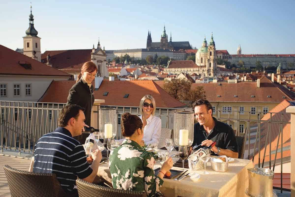 Una escapada 'Foodie' a Praga