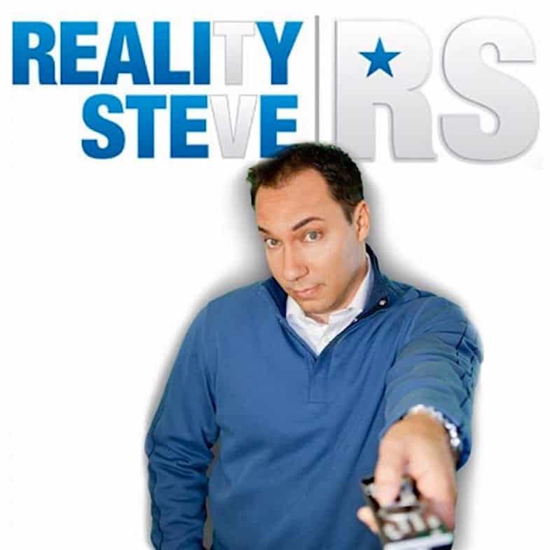 Stephen 'Reality Steve' Carbone