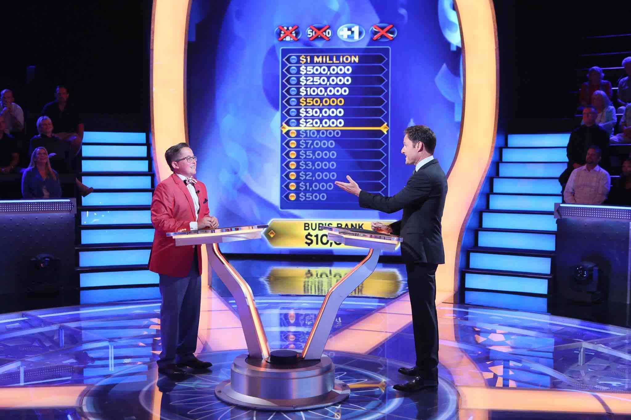 El programa 'Who Wants to Be a Millionaire' está buscando concursantes en Las Vegas