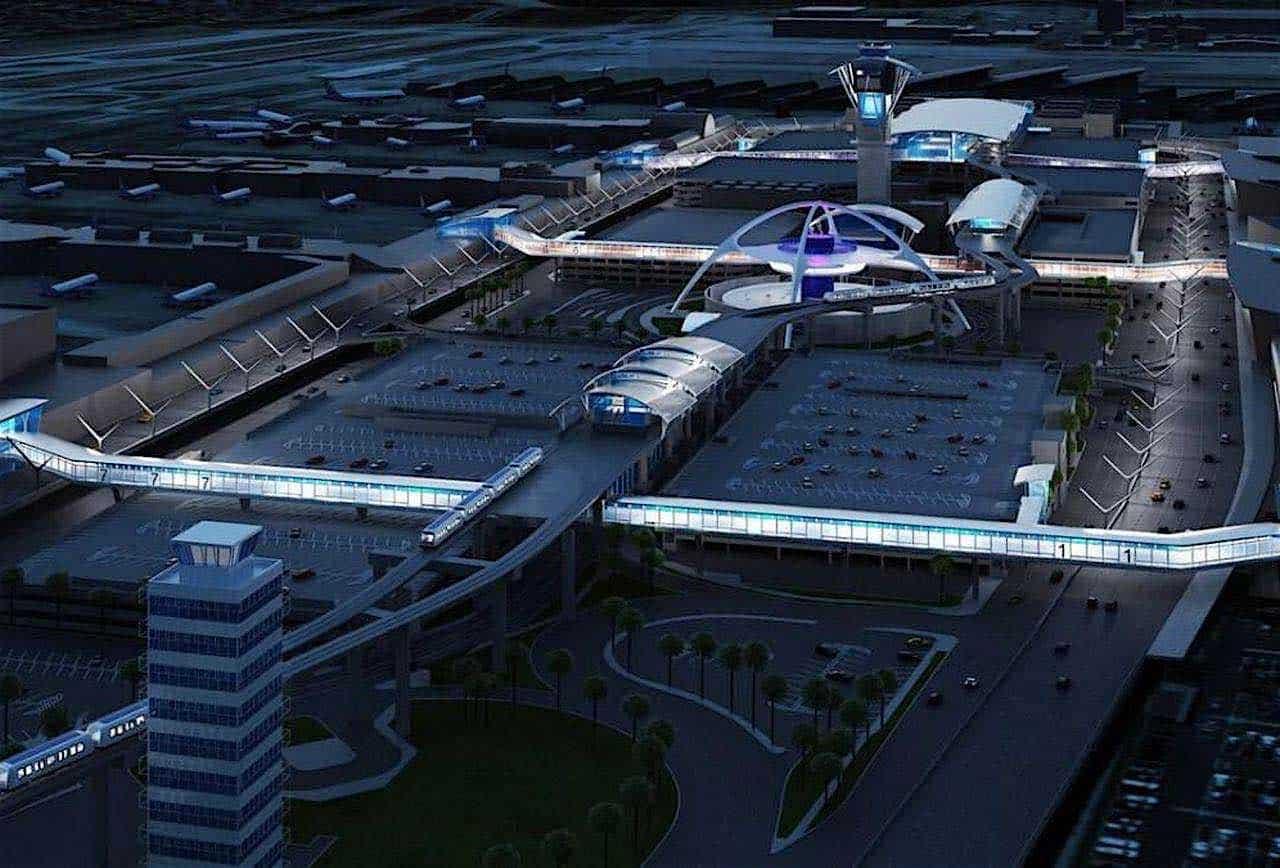 Una profunda remodelación de $5 mil millones transformará el aeropuerto internacional de Los Ángeles para siempre