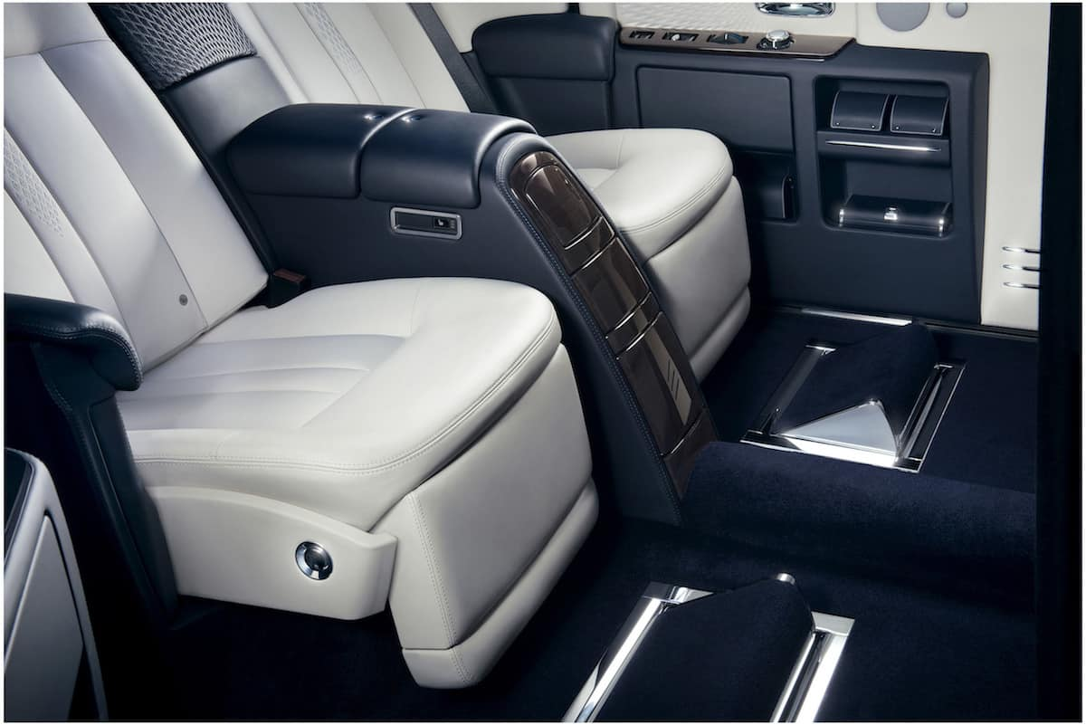 Rolls-Royce Phantom Limelight Collection: Exclusivo coche para los ricos y famosos