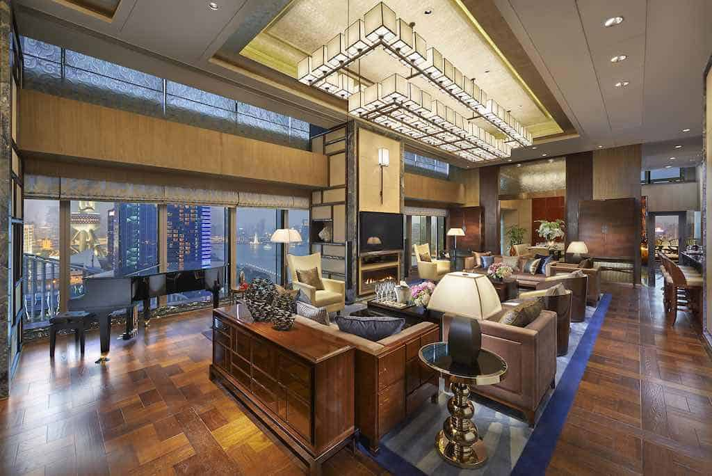 Hotel 5 estrellas en Shanghai