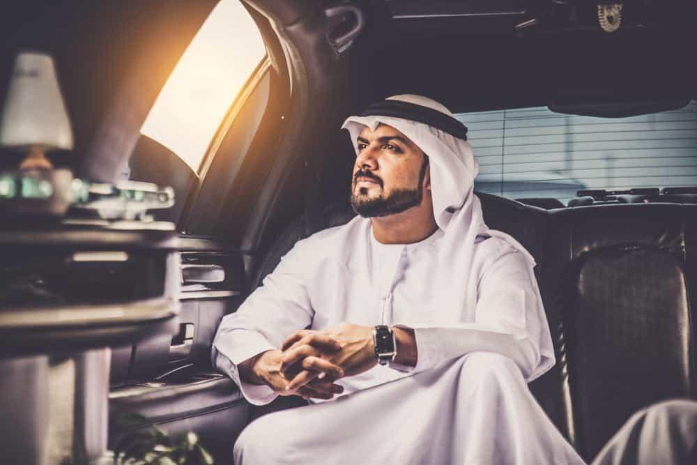 Ricos de Dubai