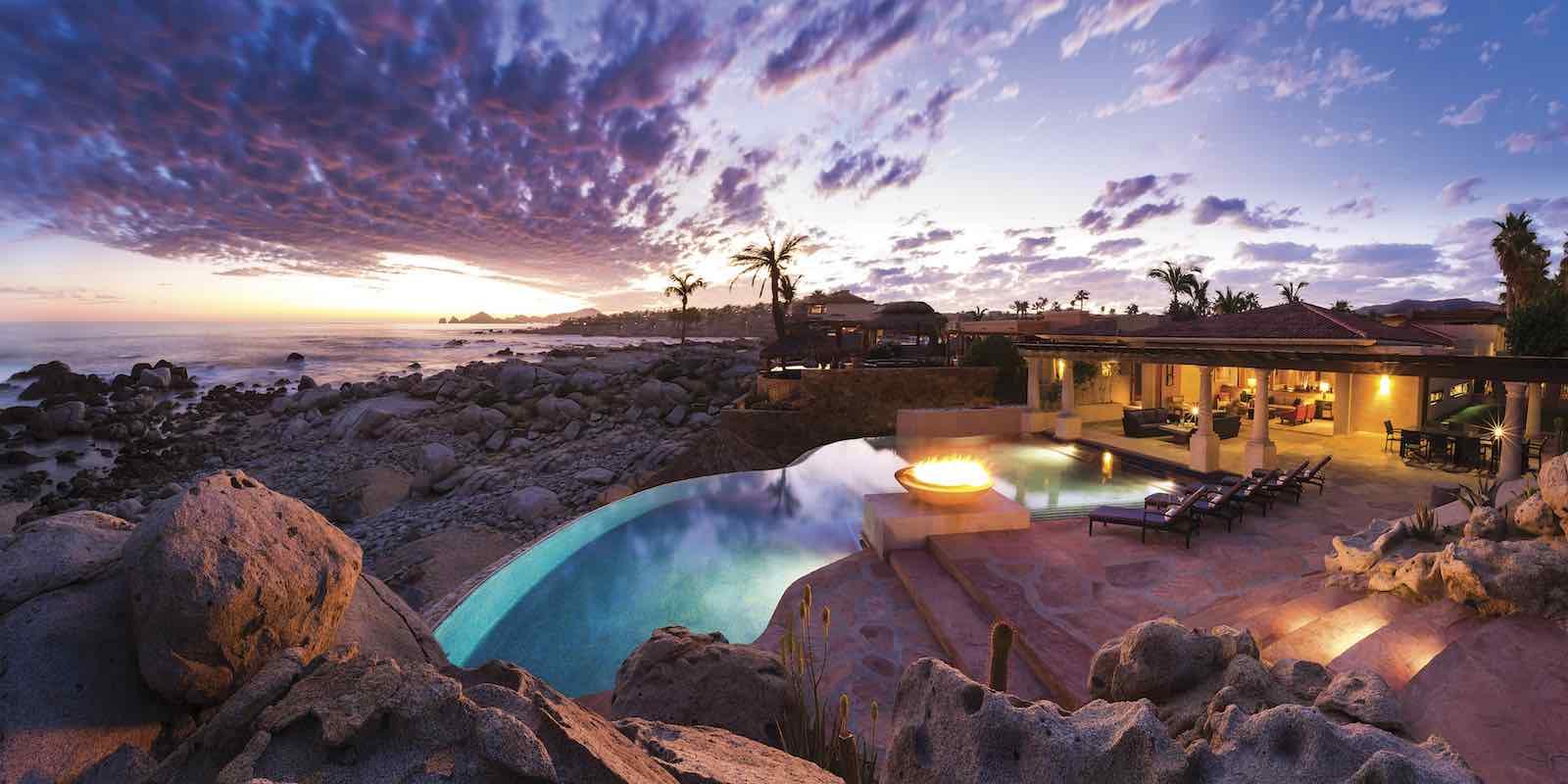Las seis piscinas más extraordinarias de Inspirato Collection