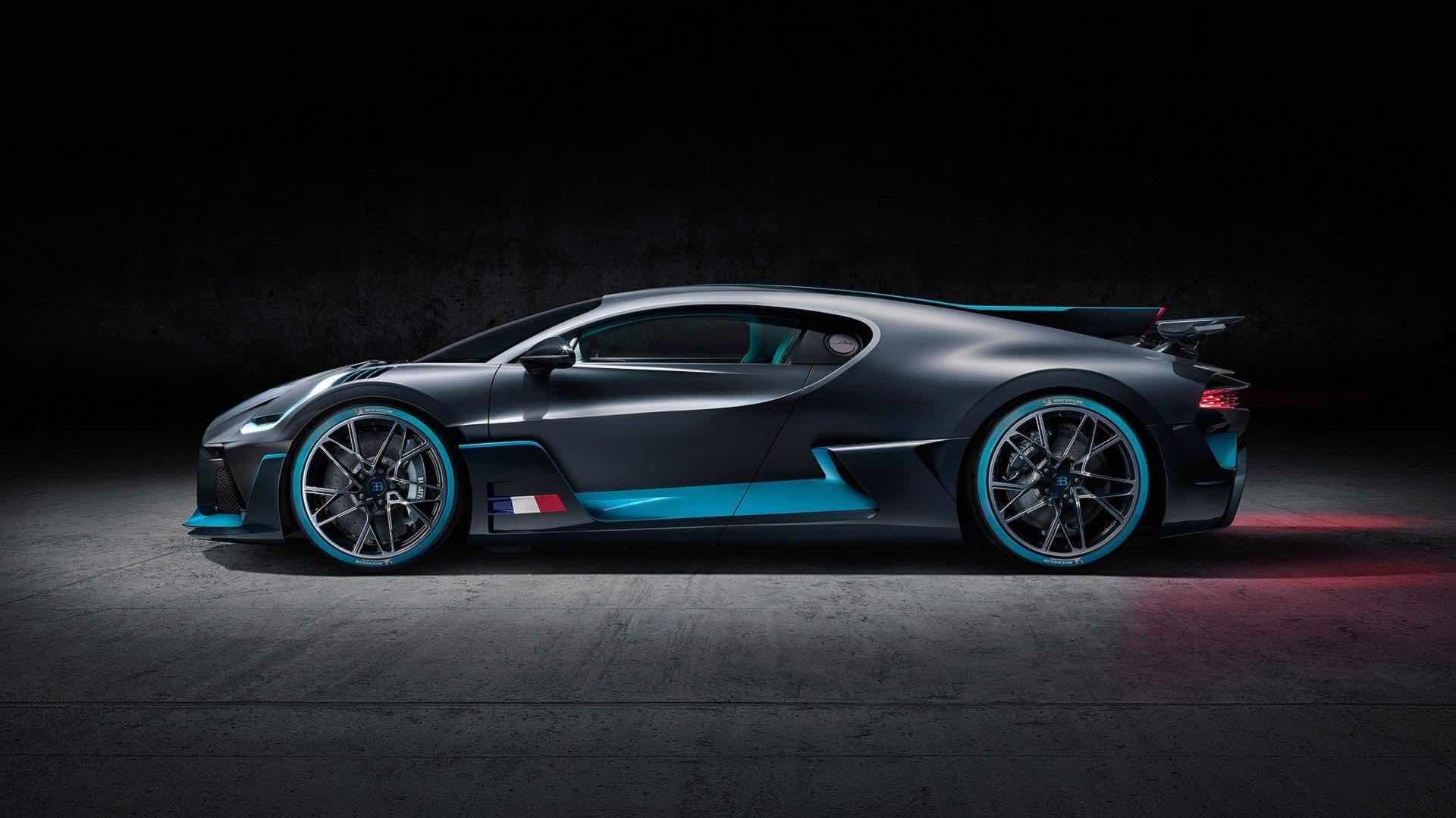 Bugatti reveló su nuevo superdeportivo de €5,8 millones ¡Y ya está agotado!