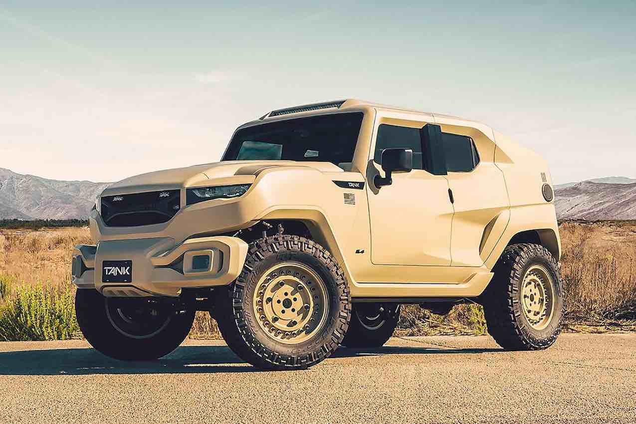 Los 13 vehículos Off-Road más extremos del mundo que puedes comprar ahora