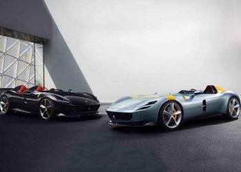 Ferrari Monza SP1 y Monza SP2 Roadsters