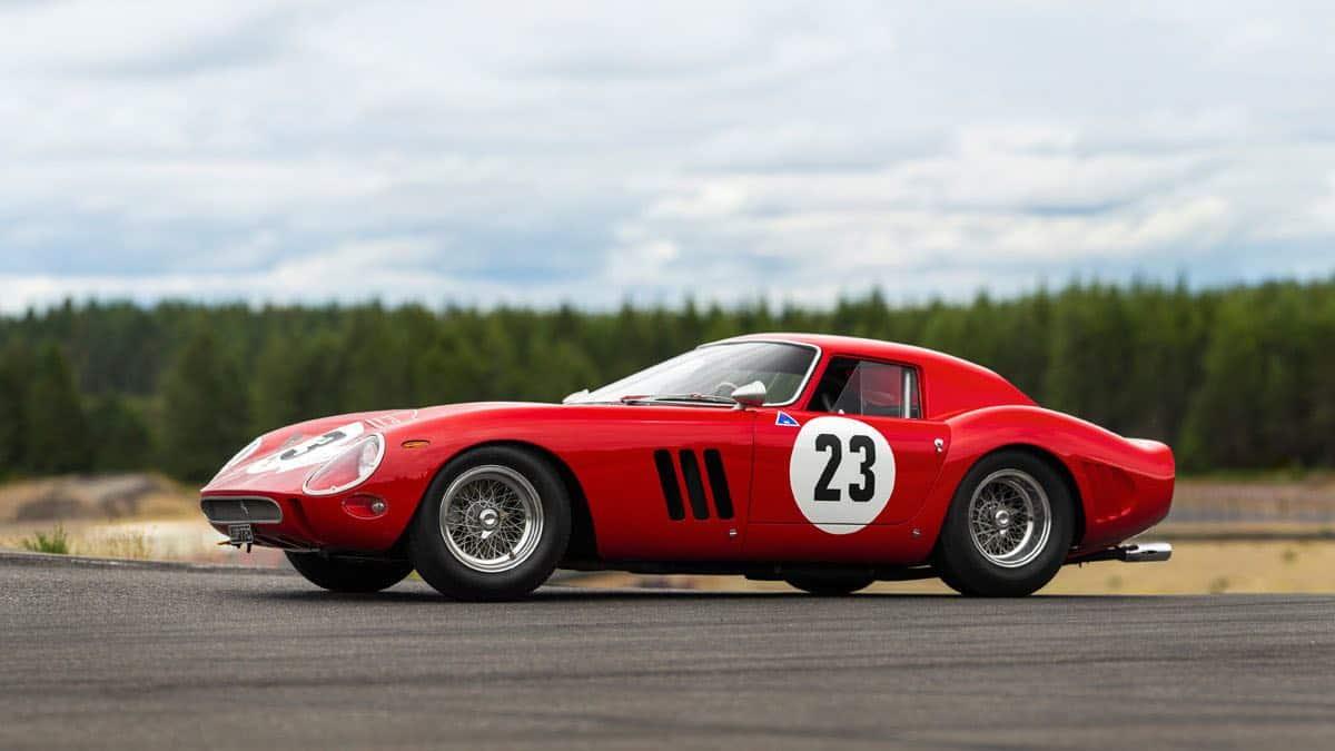 Este Ferrari Clásico de $48.4 Millones acaba de establecer un nuevo récord de subasta