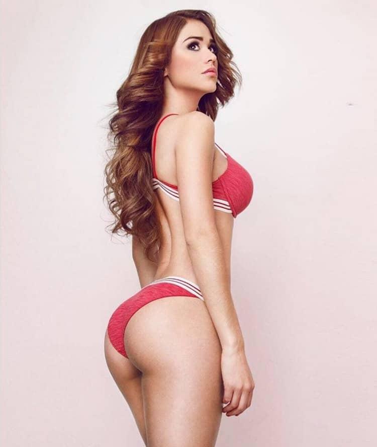 ¡Para NO perderselo! El instagram de Yanet Garcia, la presentadora del tiempo más sexy del mundo