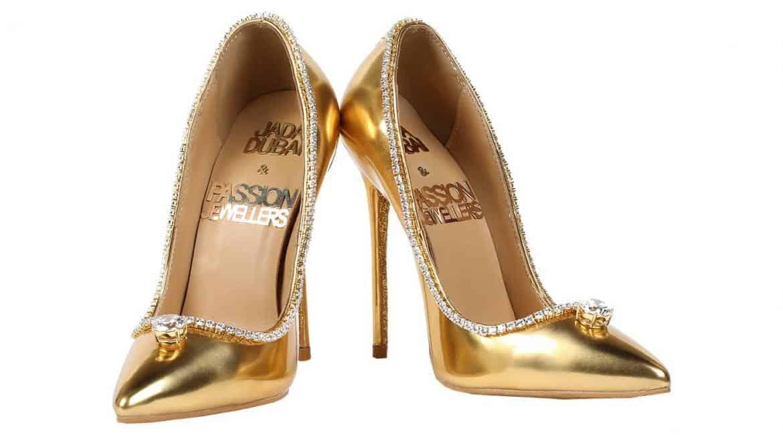 ¡De otro mundo! Tuyos por la friolera de $17 millones, te presentamos los zapatos más caros del mundo