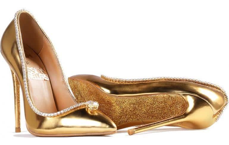 Tuyos por la friolera de $17 millones, te presentamos los zapatos más caros del mundo