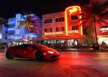 Hotel de lujo en Miami