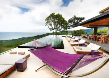 ¡Pura vida! Kurá, el resort romántico más glamoroso de Costa Rica