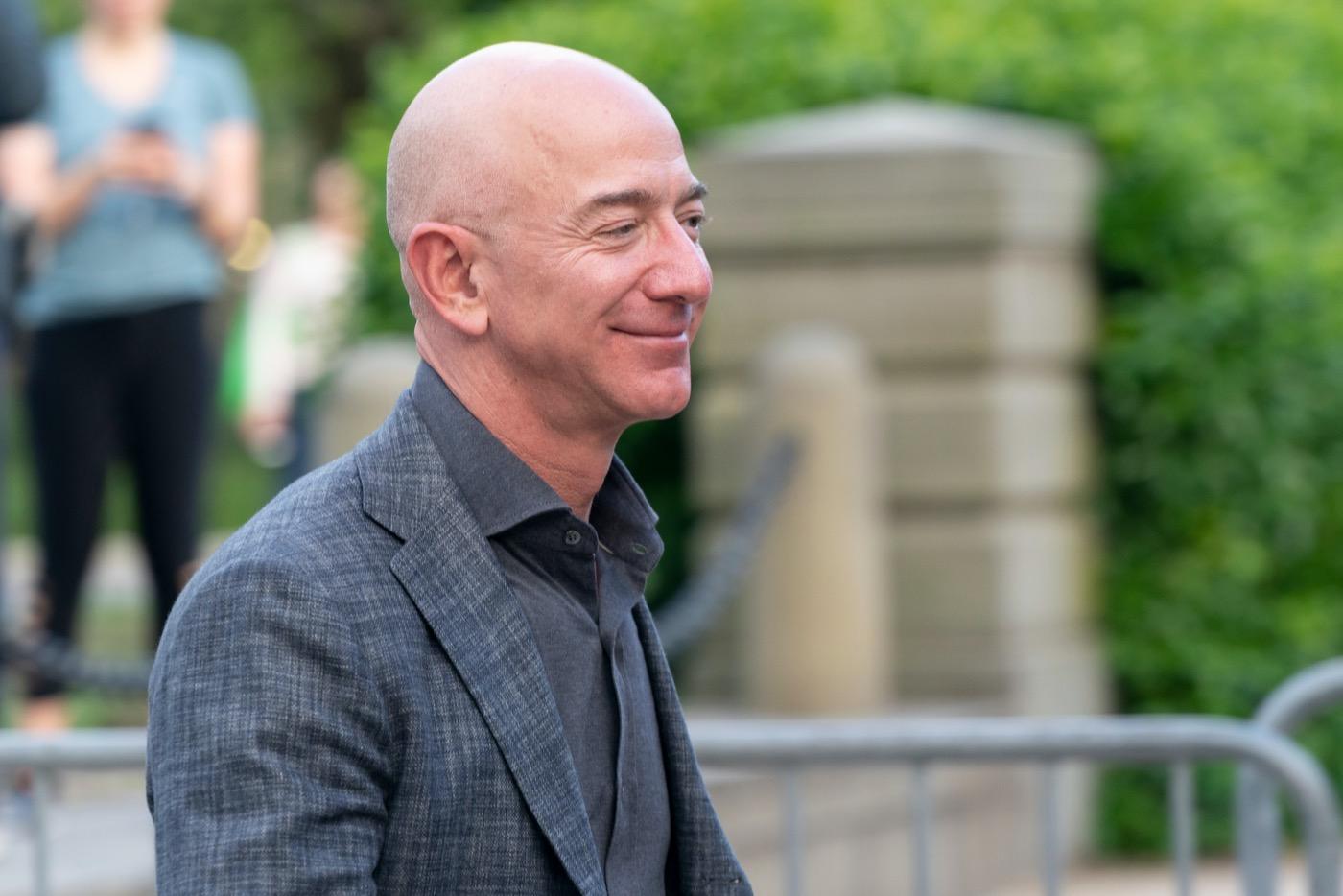 Rutina diaria de Jeff Bezos, el hombre más rico del mundo