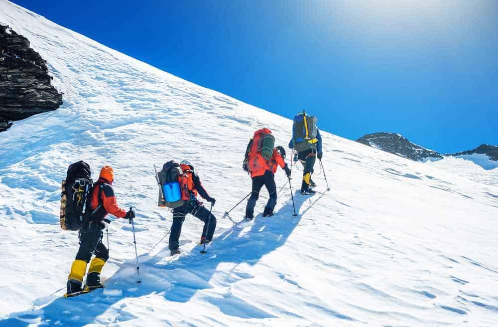 Escalada al Everest