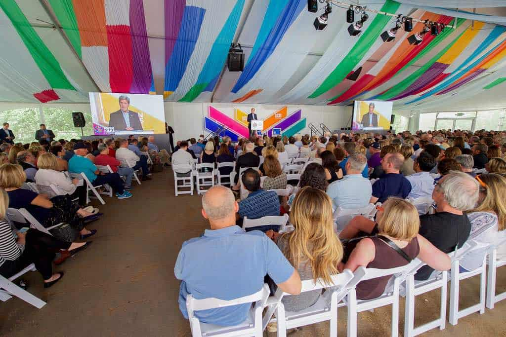 Aspen Ideas Festival, Estados Unidos