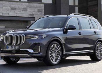 BMW presenta su enrome SUV X7 2019