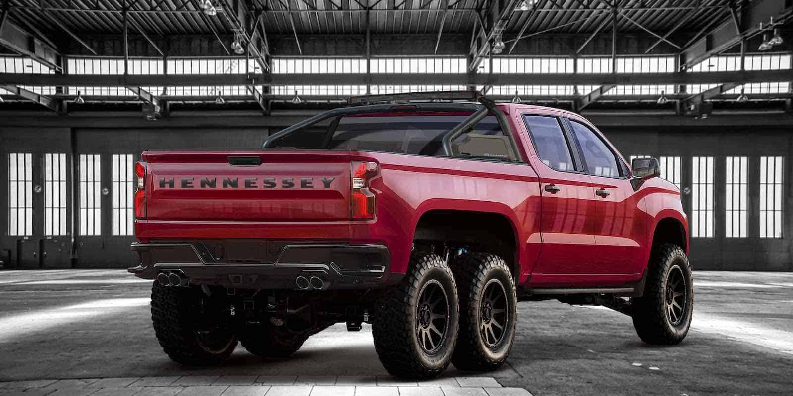 BESTIAL Hennessey Goliath 6×6 2019