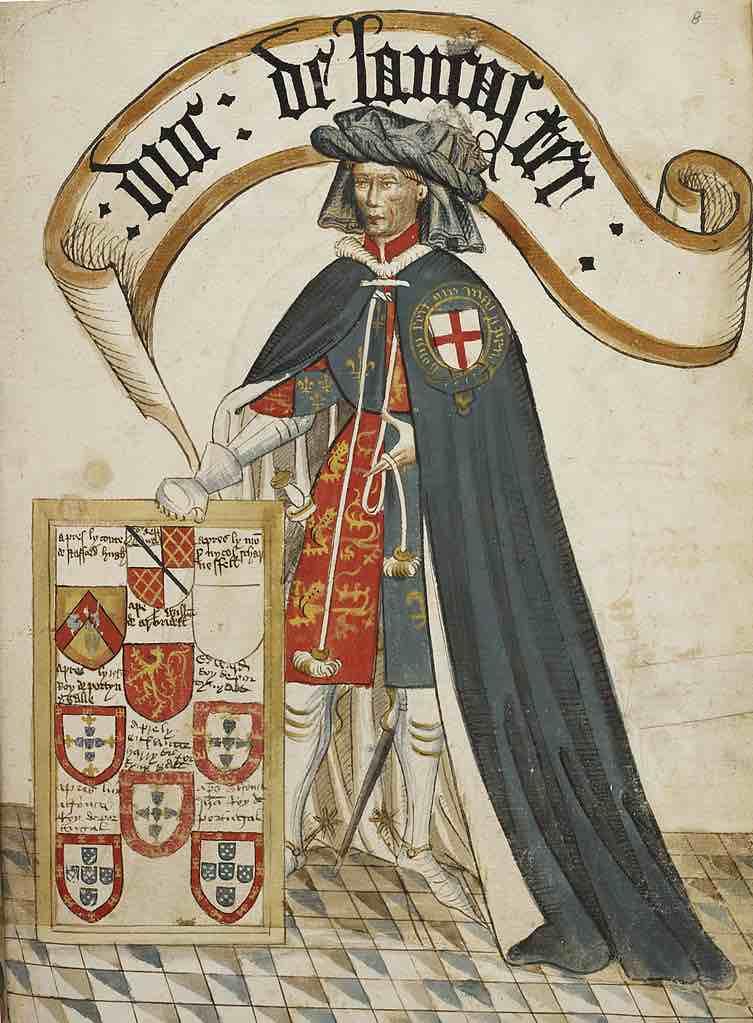 Henry Duque de Lancaster