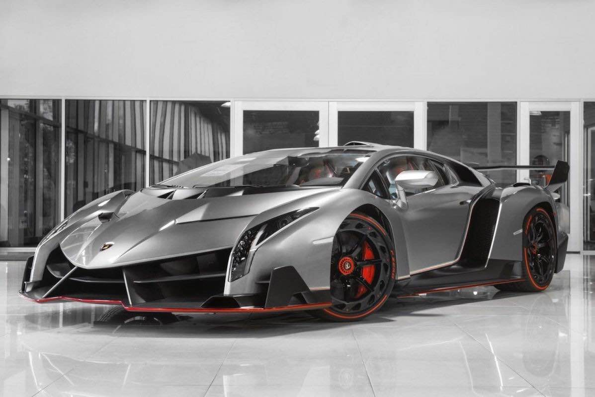 Ahora podrás ser el dueño de este ultra exclusivo Lamborghini Veneno, solo tendrás que pagar $9,5 millones