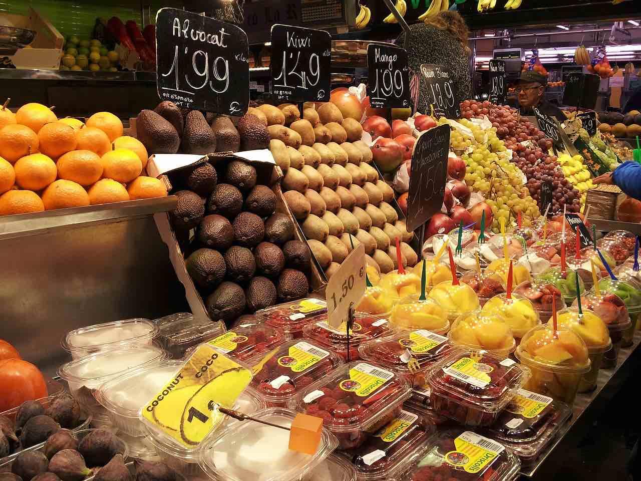 Mercado, Barcelona
