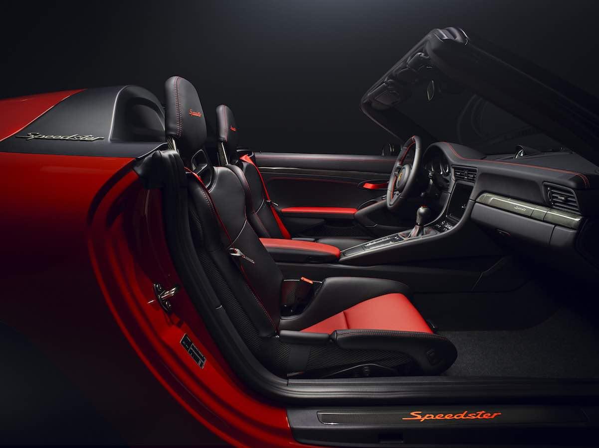 Porsche confirmó en el Salón de París que producirá el nuevo 911 Speedster